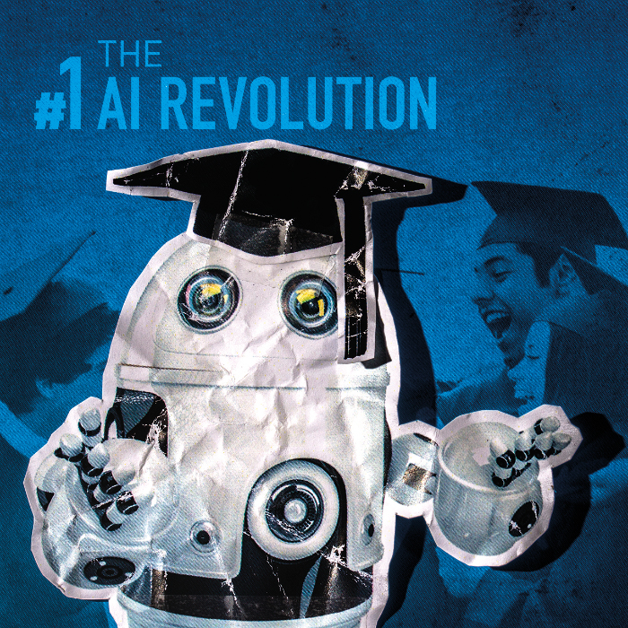 Trends 2016: AI-Revolution