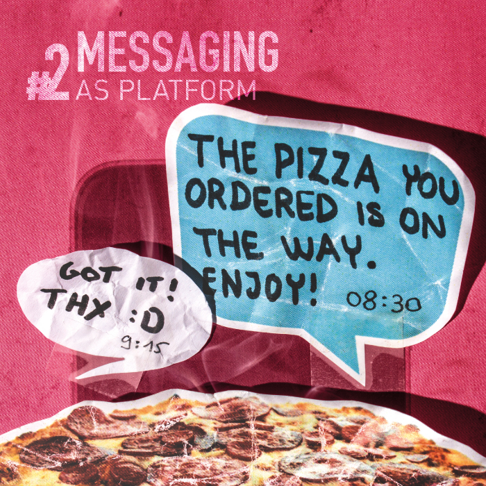 Trends 2016: Messaging as Platform