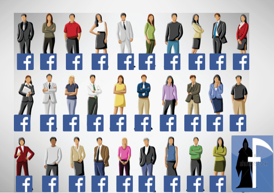 1 out of 30 Facebook-accounts belong to a dead person