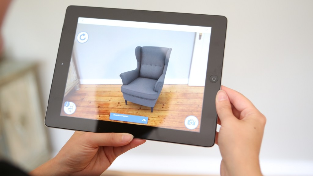 IKEA: Augmented Reality-Feature