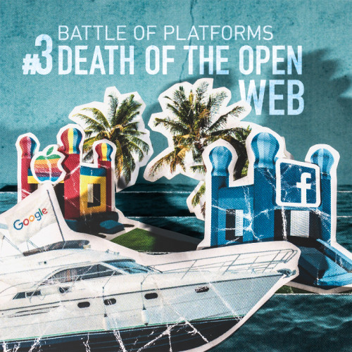 Trends 2016: Battle of Platforms